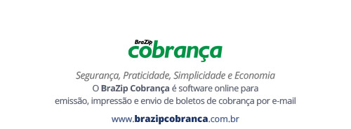 software BraZip Cobrança