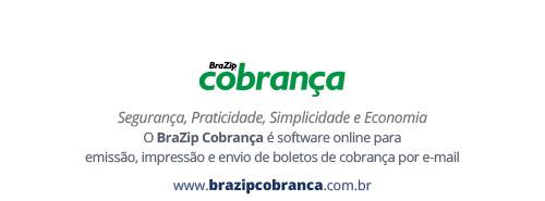 Software BraZip Cobrança | Software de emissão, impressão e envio de boletos bancários