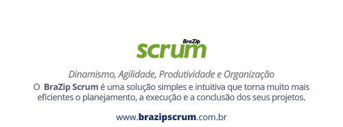 software BraZip SCRUM