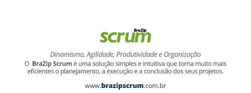 software BraZip SCRUM