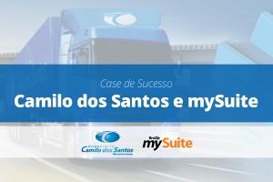 Case de Sucesso | Rodoviário Camilo dos Santos e mySuite