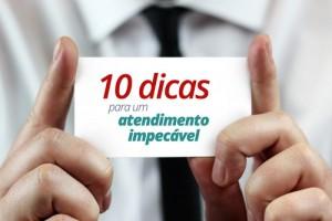 10 dicas para um atendimento excelente