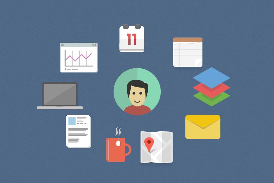 5 dicas para ter um dia de trabalho produtivo