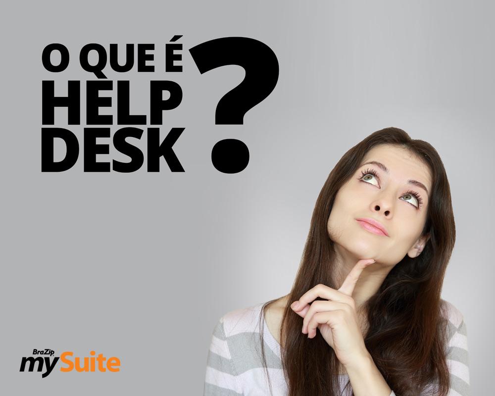 O que é Help Desk?