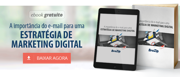 Ebook Grátis: A Importância do email para uma estratégia de marketing digital