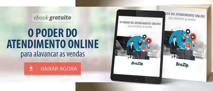 Ebook Grátis: O poder do Atendimento Online para alavancar as vendas