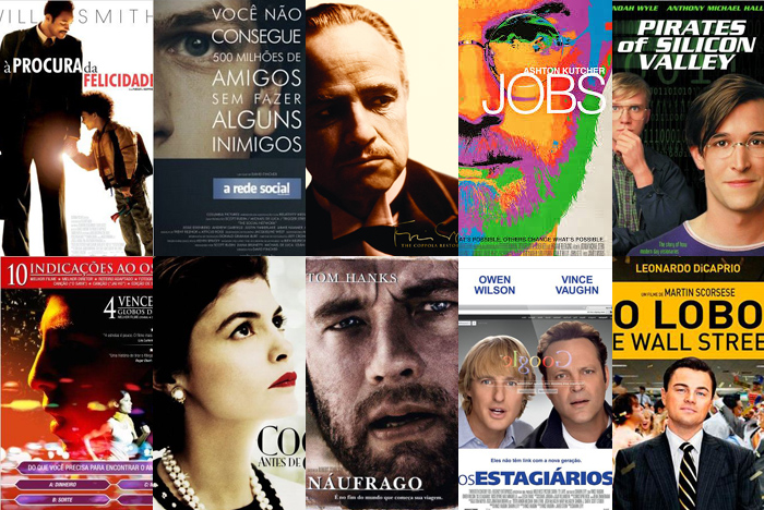 10 filmes que todo empreendedor deve assistir