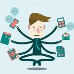 5 dicas para aumentar a concentração e a produtividade no trabalho