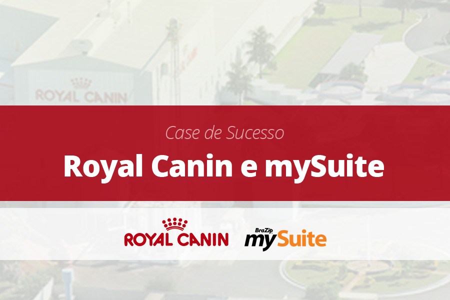 Royal Canin + mySuite