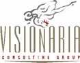 logotipo Visionaria Consulting Group