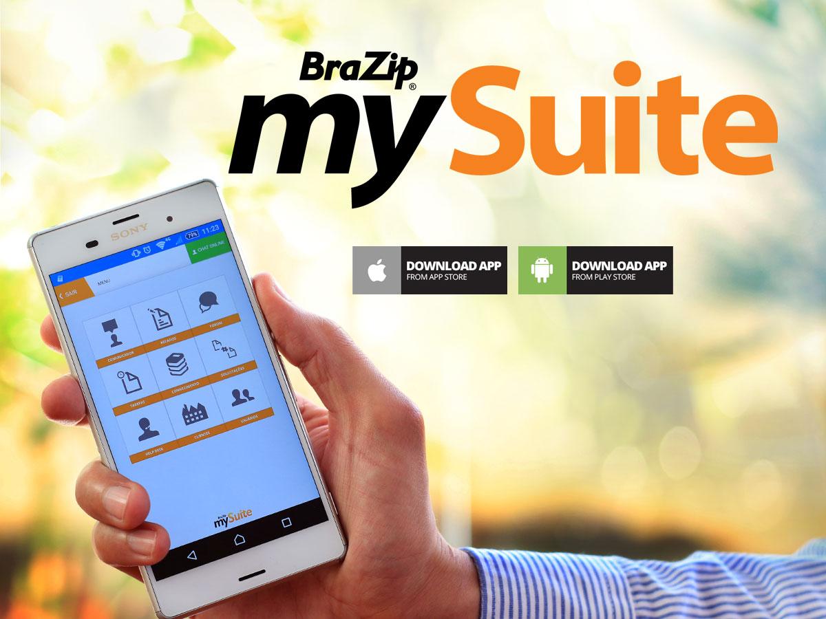 Aplicativo mySuite Mobile