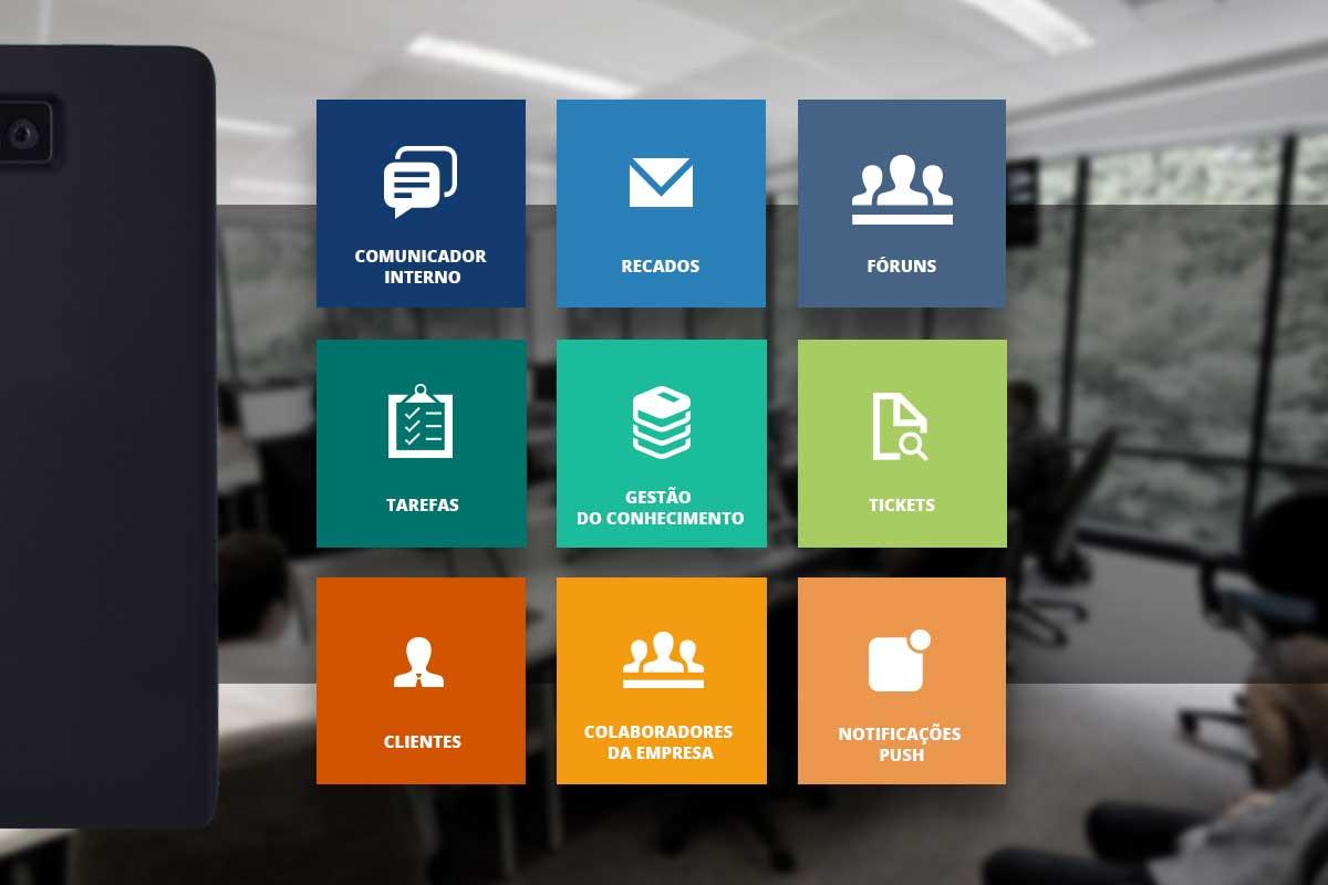 O mySuite versão mobile é gratuito para os clientes que possuem assinatura do mySuite versão web