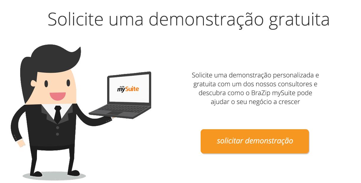 Solicite uma demonstração gratuita do sistema mySuite