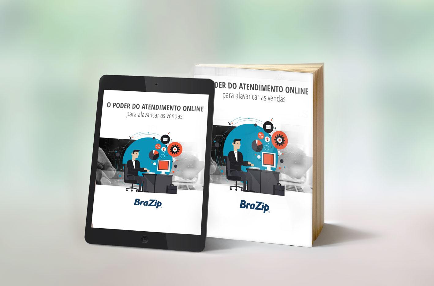 Ebook Grátis - O Poder do Atendimento Online para alavancar as vendas